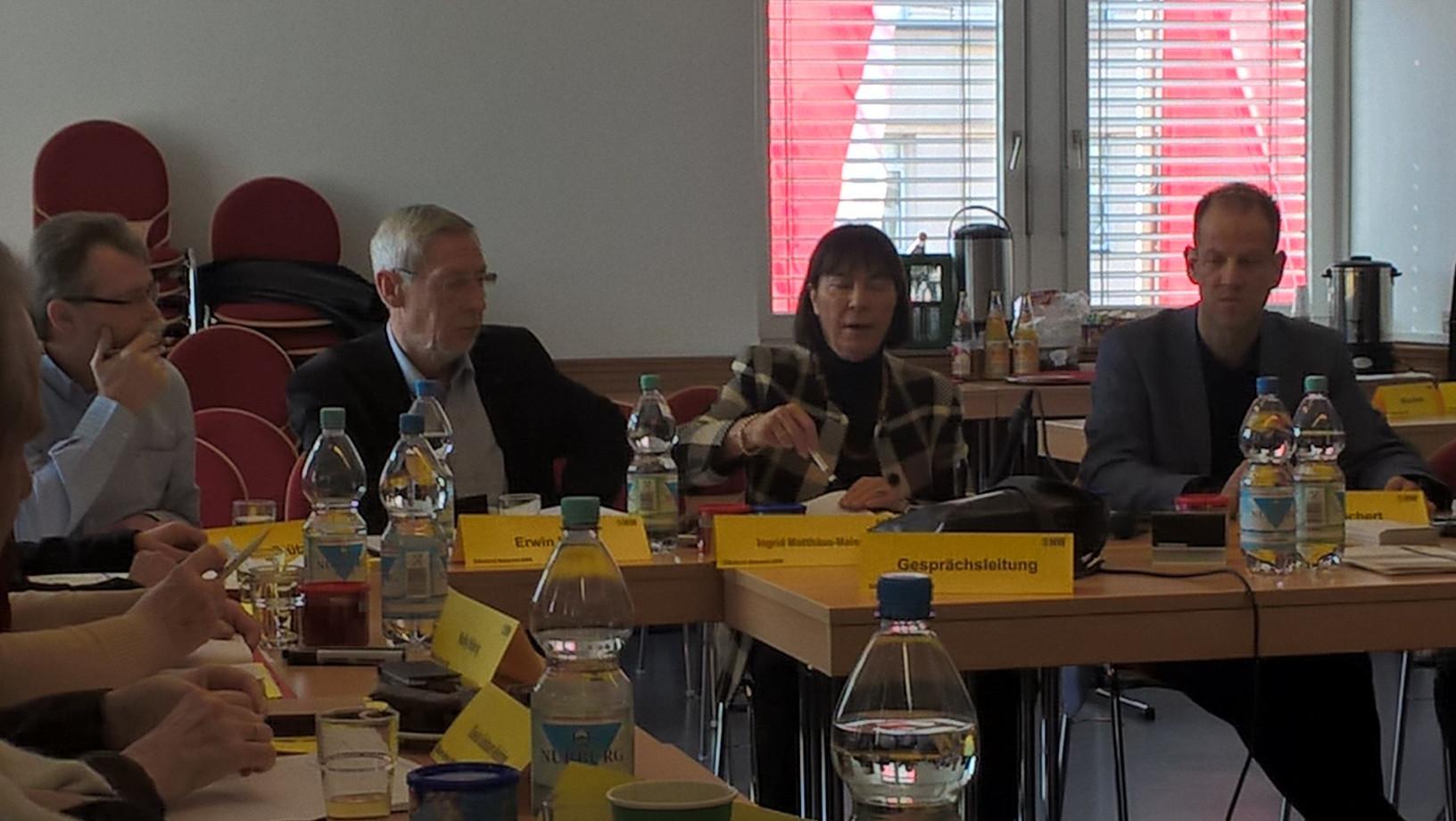 Frühjahrstreffen der säkularen Verbände in Köln